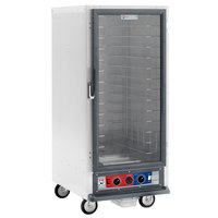 Metro C517-CFC-L C5 1 Series Non-Insulated Heated Proofing and Holding Cabinet - Clear Door