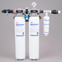 3M Cuno DP290 Dual Port Water Filtration System - .2 Micron Rating and 10 GPM