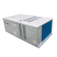 Turbo Air STX070LR-404A3 SMART 7 Outdoor Low Temperature Self-Contained Refrigeration Package