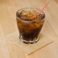 Hoffmaster 180343 Beige Beverage / Cocktail Napkin - 1000/Case