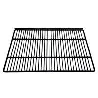 True 909162 Black Coated Wire Shelf - 20 13/16 inch x 16 3/4 inch