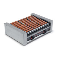 Nemco 8027-220 Hot Dog Roller Grill - 27 Hot Dog Capacity (220V)