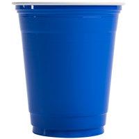 Dart Solo P12SB Blue 12 oz. Plastic Cup - 50/Pack