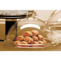 Cal Mil 311-12 Gourmet Sample / Pastry  Tray Cover 12 inch