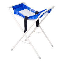 Koala Kare KB115-99 Infant Seat Kradle - White and Blue