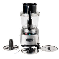 Waring WFP16S Food Processor with 4 Qt. Bowl - 2 hp