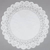 20 inch Normandy Lace Doilies  - 250/Case
