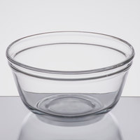 Anchor Hocking 81575AHG18 2.5 Qt. Glass Mixing Bowl