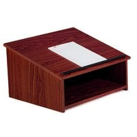 Oklahoma Sound 22MY Mahogany Finish Tabletop Lectern