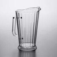 Choice 60 oz. Polycarbonate Beverage Pitcher