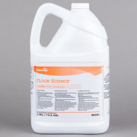 Diversey 98391 Floor Science 1 gallon / 128 oz. Floor Finish - 4/Case
