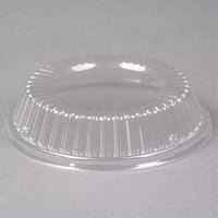 Dart CL12BW Clear Dome Lid for Plastic Bowls and Plates - 1000/Case