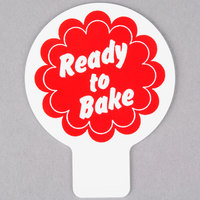 Deli Tag Topper - READY TO BAKE - Red