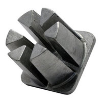 Nemco 55442 6 Section Wedge Push Block for 55450 Easy FryKutters