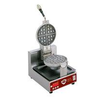 Wells BWB-1SE Belgian Waffle Maker with 7 inch Grids - 120V, 900W