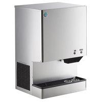 Hoshizaki DCM-500BAH Countertop Ice Maker and Water Dispenser - 40 lb. Storage Air Cooled