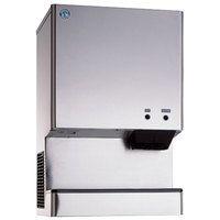 Hoshizaki DCM-500BAH Countertop Ice Maker and Water Dispenser - 40 lb. Storage Air Cooled