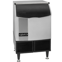 Cornelius CCU0150AH1 Nordic Series 24 inch Air Cooled Undercounter Half Size Cube Ice Machine - 175 lb.