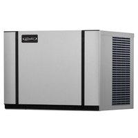 Cornelius CNM0830RH6A Nordic Series 30 inch Remote Condenser Half Size Cube Ice Machine - 906 lb.