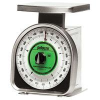 Rubbermaid Pelouze A22R 5 lb. / 2 kg. Mechanical Portion Control Scale - Dual Read (FGA22R)