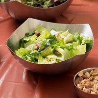 American Metalcraft SB5 9 inch Satin Stainless Steel Serving Bowl