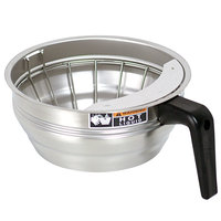 Bunn 20216.0000 Stainless Steel SplashGard Funnel