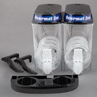 Bunn 34000.0205 Black Hopper Set for Ultra-2 Frozen Beverage Systems