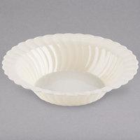 Fineline Flairware 212-BO Bone / Ivory 12 oz. Plastic Bowl - 180/Case