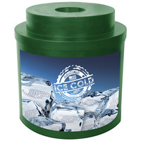 IRP Green Super Cooler I 010 Keg / Beverage Cooler