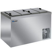Master Bilt DC-8DSE 54 inch Stainless Steel Flip Lid Ice Cream Dipping Cabinet