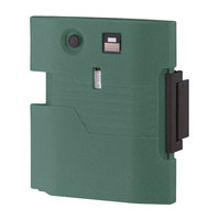 Cambro UPCHTD800192 Granite Green Heated Retrofit Top Door for Cambro Camcarrier