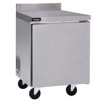 Delfield GUF32BP-S 32 inch Single Door Worktop Freezer
