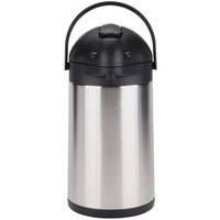 Choice 3.5 Liter Stainless Steel Lined Airpot with Lever