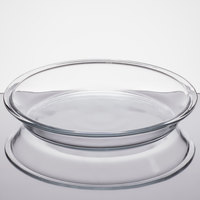 Anchor Hocking 82638L11 9 inch x 1 1/2 inch Glass Pie Plate