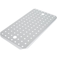Vollrath 20000 Super Pan V Full Size Stainless Steel Steam Table / Hotel Pan False Bottom