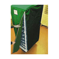 Curtron SUPRO-IC Insul-Cover Insulated Bun Pan Rack Cover - Green