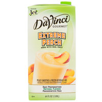 DaVinci Gourmet 64 oz. Extreme Peach Real Fruit Smoothie Mix