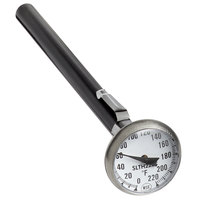 5 inch Pocket Probe Dial Thermometer 0 to 220 Degrees Fahrenheit