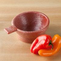 HS Inc. HS1003 4 oz. Paprika Polypropylene Salsa Cup - 24/Case