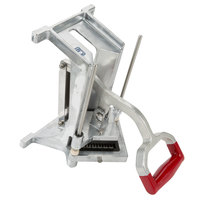 Vollrath 15018 Redco InstaCut 3.5 1/2 inch French Fry Cutter / Dicer - Wall Mount