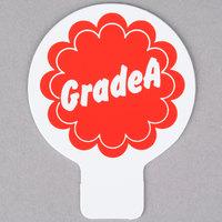 Deli Tag Topper - GRADE A - Red