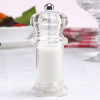 Chef Specialties 01752 Citation 5 1/2 inch Acrylic Salt Mill
