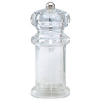 Chef Specialties 01752 5 1/2 inch Citation Acrylic Salt Mill