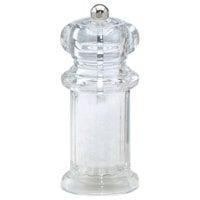 Chef Specialties 01752 5 1/2 inch Citation Acrylic Salt Mill