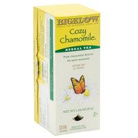 Bigelow Cozy Chamomile Herbal Tea Bags - 28/Box