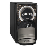 Bunn 44100.0002 LCA-1 LP Low Profile Ambient Single Product Liquid Coffee Dispenser with Scholle Q/C Connector - 120V