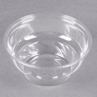5 oz. Clear PET Sundae Cup - 1000/Case