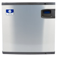 Manitowoc IY-0324A Indigo Series 22 inch Air Cooled Half Size Cube Ice Machine - 120V, 350 lb.