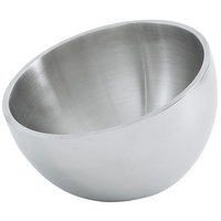 Vollrath 47658 Double Wall Round Angled 5 Qt. Serving Bowl