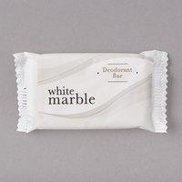 Dial White Marble Basics Deodorant Soap 1.5 oz.   - 500/Case